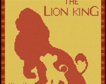 Lion king pattern Etsy