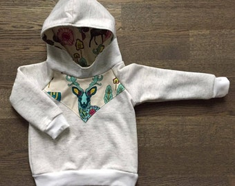 "Hoodie for babies & children ""Bambi"""