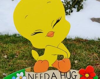 Need a Hug by Tweety Bird