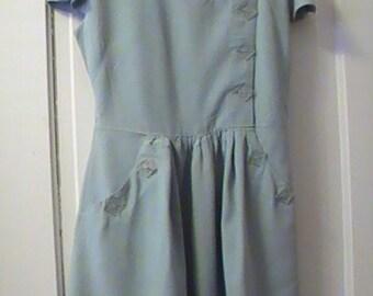 """Vintage """"Deb Timer""""  Dress"""