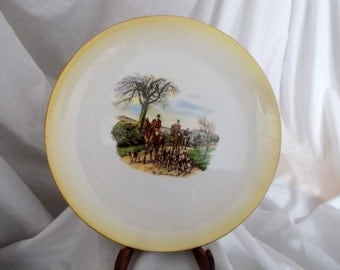 Royal Vale Hunting Plate
