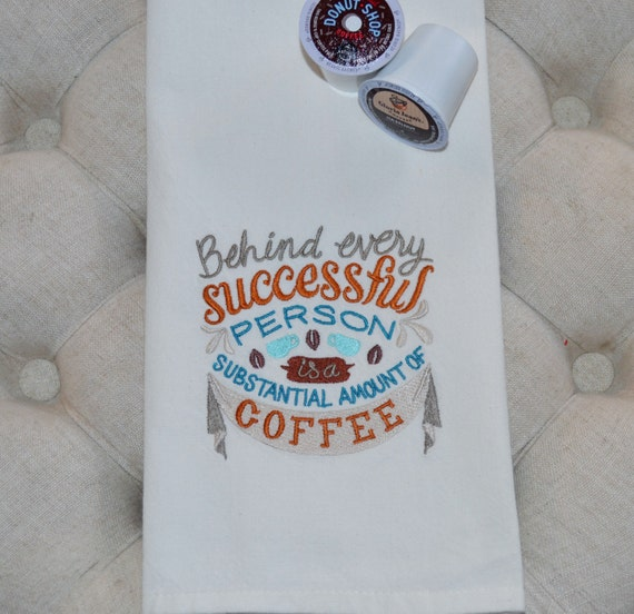 Did Fieldcrest Towels Go Out Of Business: Embroidered Towel Substantial Amount Of Coffee Shipping