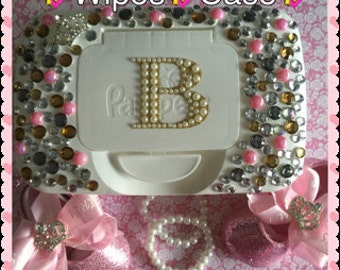 Wipes Case*Wipes*Baby Wipes*Wipes Bling*Baby Bling*Baby Bling Gift*