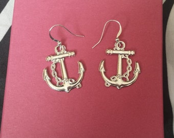 Custom Charm Earrings
