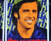 Join Now! The Rex Manning Fan Club - Screenprinted Art Print