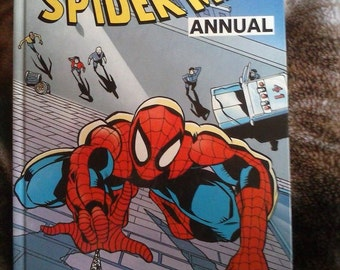 The Amazing Spider Man Annual book