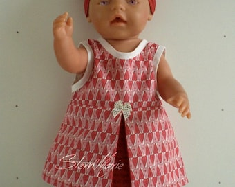Doll clothes - 3pcs. Set