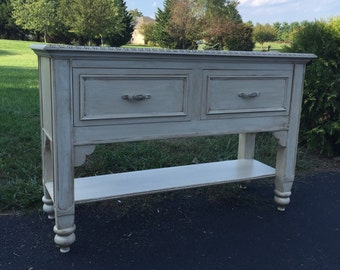 Sideboard  kitchen Island or Entry Table