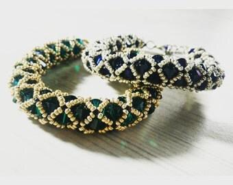 SWAROVSKI Netted Bracelet
