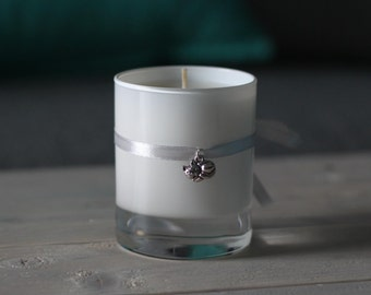 Decorative scented candle Soft Kitty to the sweet smell of own