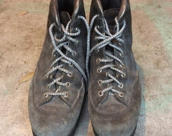 """Vintage Fabiano """"The Alps"""" Hiking Boots Size 10"""