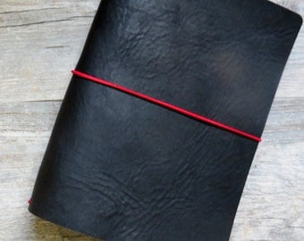 NEW Black Traveler's Notebook