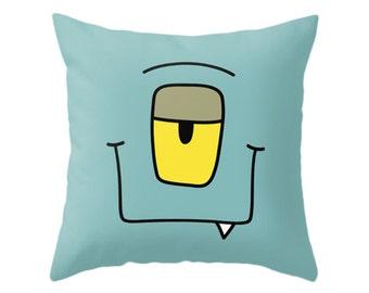 Kaa Pillow - Monsters