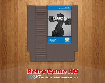 NES - Rockman: No Constancy