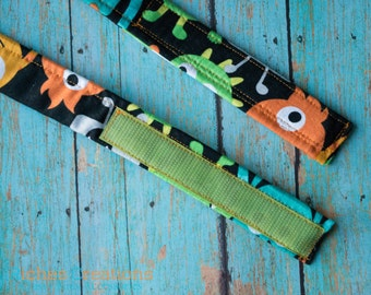 Monsters Kids Belts- Adjustable Velcro Belt