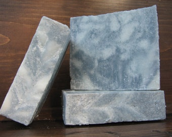 Luxurious Sea Salt Soap - Handmade Soap - Ocean Scent Soap - Beach Soap - All Natural Soap - Essential Oil Soap - 4.5 oz Bar Soap