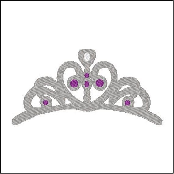 Corona Embroidery Design