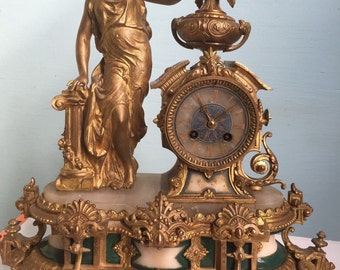 French lovely clock