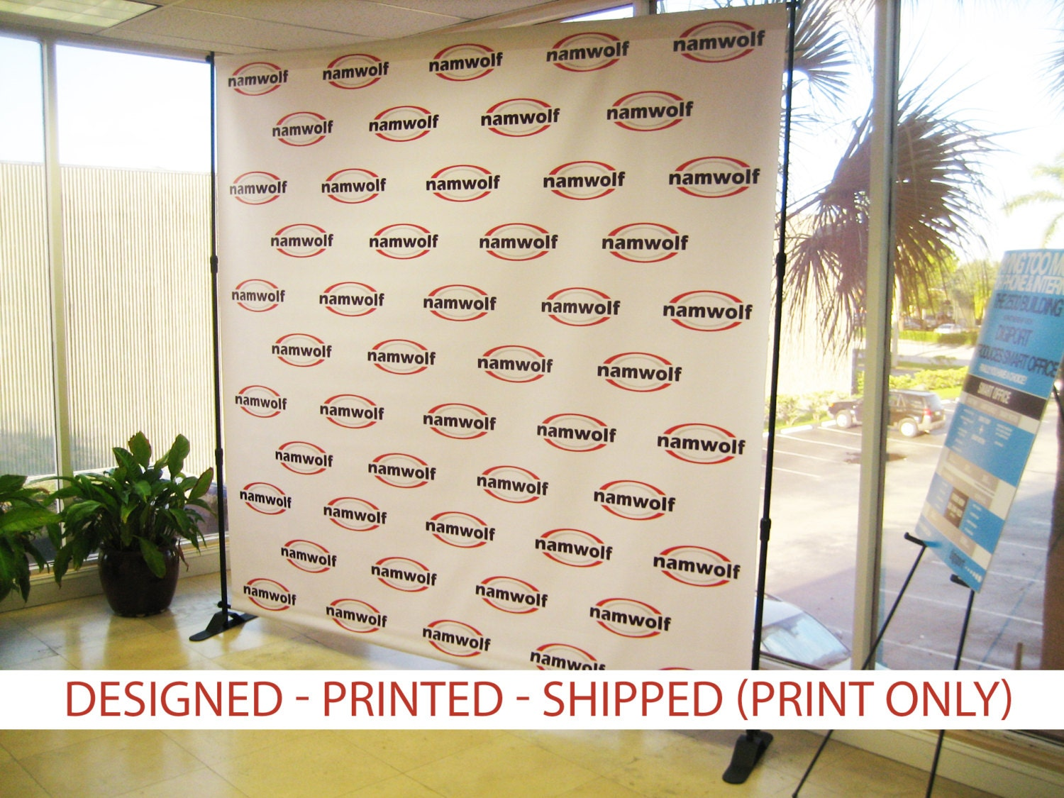 step and repeat backdrop banner 8x8 u0026 39  print only wedding