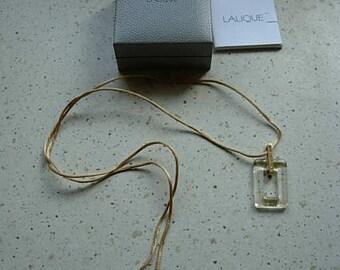 lalique necklace