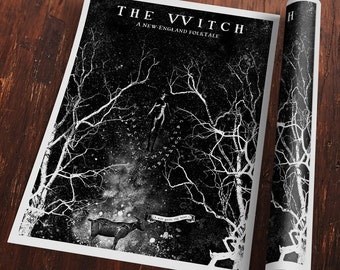 The Witch Poster Art Print