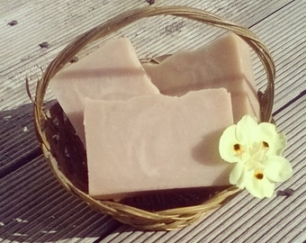 Handmade Citrus Vanilla Soap - VEGAN SOAP
