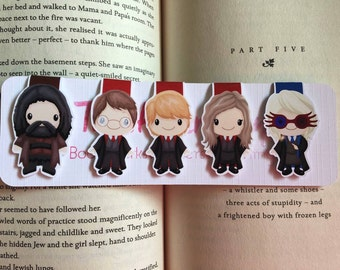 REDUCED TO CLEAR Wizard Mini Magnetic Bookmarks Set One