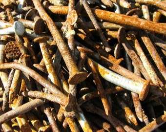Hoodoo Rusty Nails