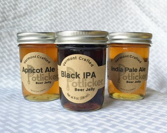 Beer Jelly Three Pack - What Ales Ya?