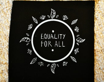 Equality For All Patch