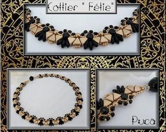 Schéma collier Félie