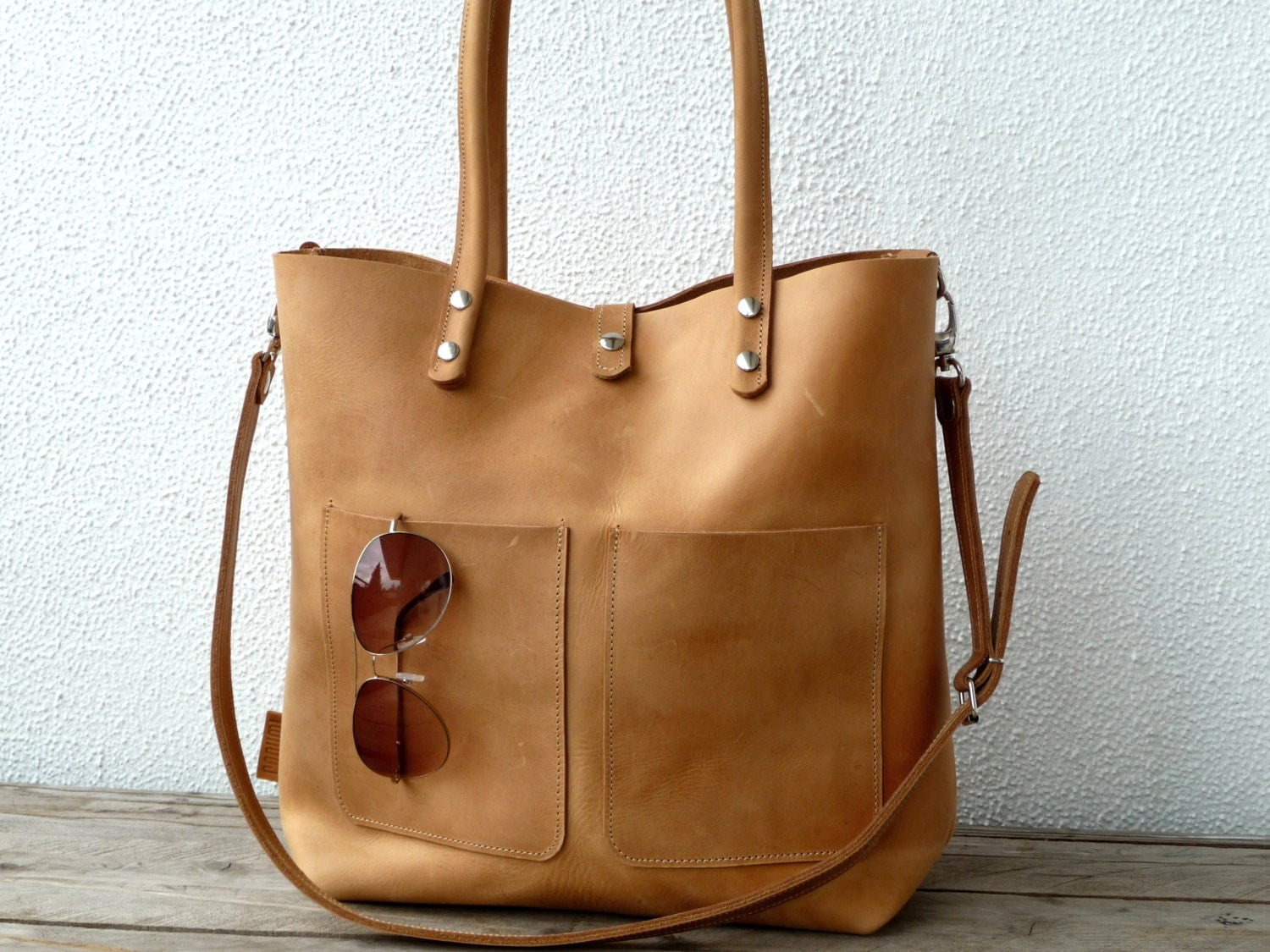 Leather tote large leather tote big leather tote leather