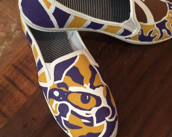LSU Tigers Shoes