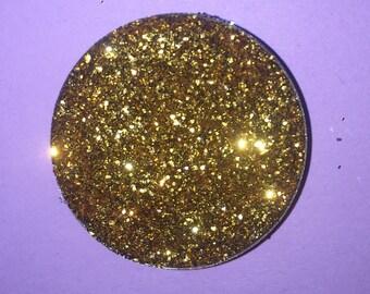 24 Karat Gold Pressed Glitter Eyeshadow