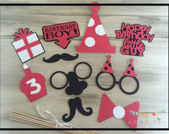 Party Props Birthday Supplies Kids Decorations