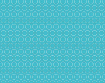 Fabric, NEW!!  Just arrived!! Just Dreamy Blue Dot Flannel by Riley Blake
