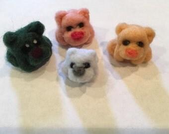 Custom Small Bear: Made to Order