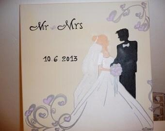 table gift wedding