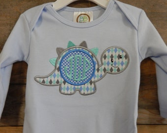 Boys gown; Baby boy gown; infant boy blue gown; infant boy going home outfit; going home outfit; infant gown;
