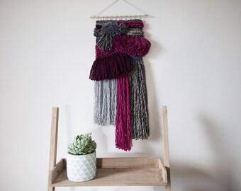 SALE - Woven Wall Hanging // medium