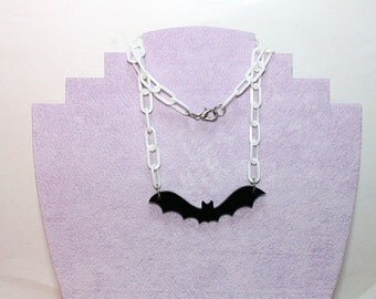 Bat Necklaces