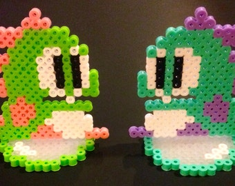 Bubble Bobble Stand Up Perler