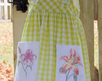 Day Lily Dress