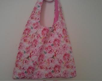 Roses, zebra print shoulder bag(s)