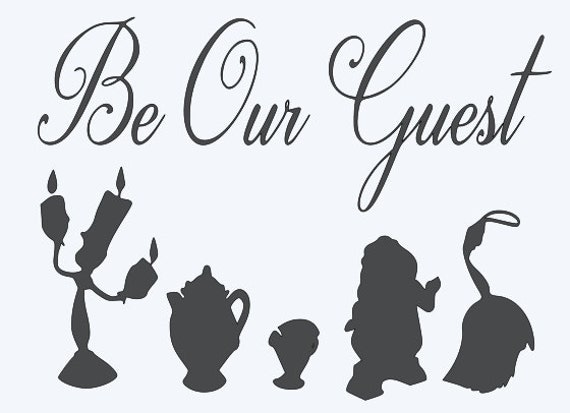 Be Our Guest Clip Art Pictures To Pin On Pinterest Pinsdaddy
