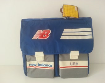 Mochila vintage New Balance/ vintage backpack
