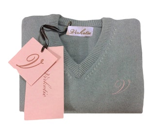 Virkotie ASH 100% Cashmere Sweater