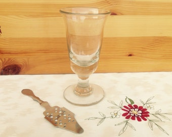 Absinthe//Absinthe Spoon//Absinthe Glass//French Antique//Absinthe Glasses//Absinthe Spoons//Absinthe Set//Found And Flogged