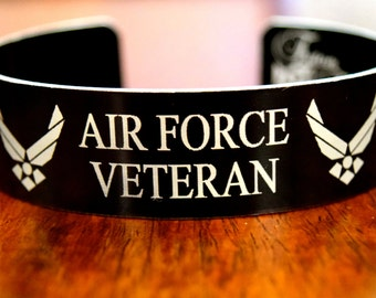 Air Force Veteran Bracelet