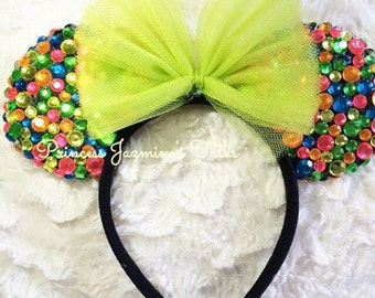 Minnie Mouse Colorful ears